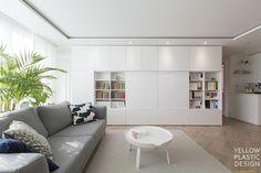 분당 샛별마을 우방 31평 아파트 인테리어_분당에서 스톡홀름 느끼기 : 네이버 블로그 Room Interior, Modern Interior, Home Interior Design, Living Area, Living Spaces, Living Room, Shelving, Sweet Home, Home And Garden