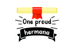 One Proud Hermana (SVG Cut file) by Creative Fabrica Crafts · Creative Fabrica Creative Flyer Design, Creative Flyers, Design Styles, School Teacher, Svg Cuts, Design Crafts, Cricut Design, Improve Yourself, Interior Design