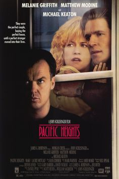 Directed by John Schlesinger. With Melanie Griffith, Matthew Modine, Michael Keaton, Mako. A couple work hard to renovate their dream house and become landlords to pay for it. Unfortunately, one of their tenants has plans of his own. Film 1990, 1990 Movies, Series Movies, Tv Series, Melanie Griffith, Michael Keaton, Night Shift Movie, Love Movie, Movie Tv