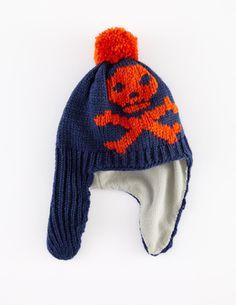 Fleece Lined Hat