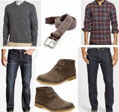 A Spoonful of Style: Menswear...