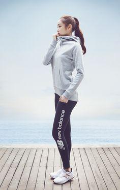 愼 ☼ ριητεrεsτ policies respected.( *`ω´) If you don't like what you see❤, please be kind and just move along. Sporty Girls, Sporty Look, Sport Fashion, Fitness Fashion, Kim Yuna, Beautiful Athletes, Athletic Looks, Beautiful Girl Photo, Korean Street Fashion