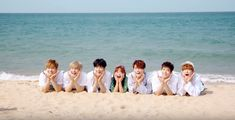 ASTRO are full of 'Summer Vibes' in fresh teaser batch! | Koogle TV