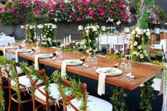 Table decor for your rustic wedding decor inspiration | Wedding Vendors and Ideas | http://www.bridestory.com/we-do-bali-weddings/projects/wedobaliweddings