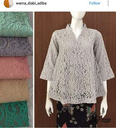 36 New ideas for dress brokat modern pola Source by brokat Source by jazminecoconnorjazmine brokat Model Kebaya Brokat Modern, Kebaya Modern Hijab, Dress Brokat Modern, Kebaya Hijab, Kebaya Muslim, Kebaya Lace, Kebaya Dress, Batik Kebaya, Blouse Batik