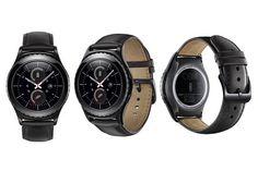 Samsung Gear S2 es oficial, tenemos nuevo smartwatch - http://hexamob.com/es/news-es-es/samsung-gear-s2-es-oficial-tenemos-nuevo-smartwatch/
