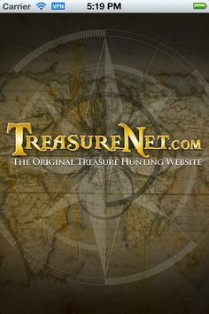 a starting point and clearinghouse for treasure hunting and metal detecting info..