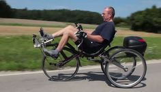 Tilting MBB FWD trikes [Archive] - BentRider Online Forums