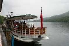 The Tern ferry on Windermere