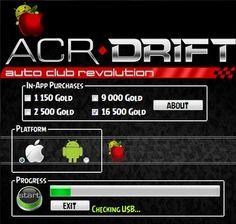 ACR Drift Hack Hacks, App, Website, Apps, Tips