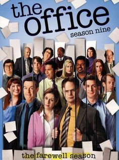 The Office Season Nine 5 Discs Dvd