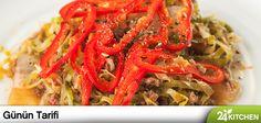 Eğer kapuskayı sevmiyorsan, henüz Maksut Aşkar tarifiyle denemediğin için olabilir!  #gününtarifi: Kapuska