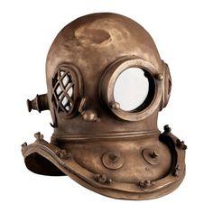 Design Toscano NE1520 Replica Deep Sea Diver's Helmet