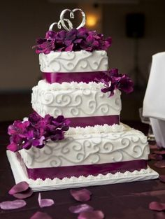 See more about grey wedding cakes, purple wedding cakes and grey weddings. purple