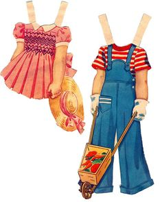 Outfits for Joan
