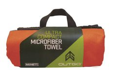 Outgo Ultra-Compact Microfiber Towel * Check this awesome image  : Camping gear