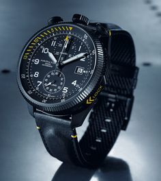 Five Affordable Hamilton Watches for New Collectors | WatchTime - USA's No.1 Watch Magazine Hamilton Takeoff Auto Chrono