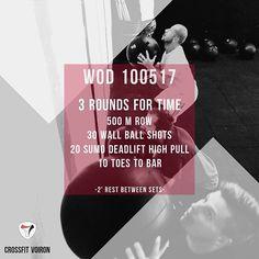WOD 100517 #CrossFit #Voiron #CrossFitVoiron #Wod #Training #OriginalAthlete #Become #DuSportMaisPasQue #Training #Wod