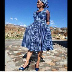Ankara dress African fashion African clothing ethic