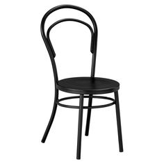 Bentwood Chair Matt Black *NEW FINISH - Chairs & Barstools - Dining