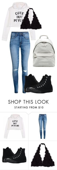 """""""Untitled #210"""" by lenka-skodiova on Polyvore featuring Converse"""