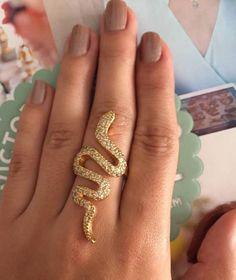 Snake Ring - 17751535   enjoei :p
