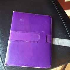 Kindle leather cover Purple leather cover to keep your Kindle free from scratches Accessories