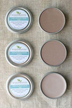 Offering handcrafted organic Scratch Mommy foundation and more. All products in my shop are healthy, non-toxic, real skincare solutions. Come take a look!