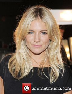 Sienna Miller  - thinking about giving this lenght a try