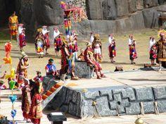 Inti Raymi en Cusco, Peru http://www.wholesaleperuvianjewelry.com/