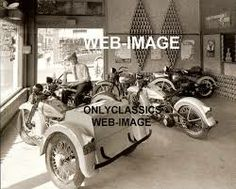 cool motorcycle showroom - Google Search