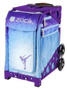 Audi? Ice skating bag / Zuca.