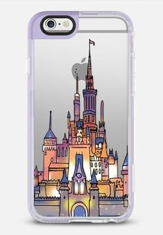 Castle iPhone 6 case by Some Techie Sense | Casetify #Iphone6Cases #iphone6case,