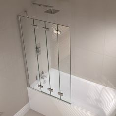 Folding Bathtub Doors - Foter