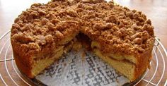 Super Moist And Comforting Apple Sour Cream Coffee Cake Supreme - Page 2 of 2 - Recipe Patch