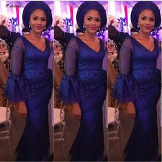 BEAUTIFUL ASOEBI STYLES FOR YOUR OWAMBE PARTY