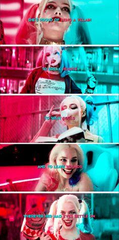 Harley Quinn #SUICIDESQUAD