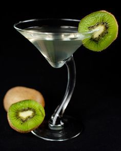 Homemade Kiwi Liqueur -  I'd love to share the recipe for one of the biggest hits – Homemade Kiwi Liqueur. This is a very smooth, drinkable liqueur with great flavor.