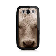 White Ox Samsung Galaxy S3 Case
