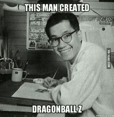 Thank you SO much, Mr. Toriyama! Your work never ceases to bring a smile to my face!!!