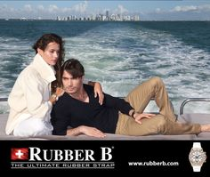 Escape the ordinary with Rubber B The Ultimate Rubber Strap for Panerai, Rolex, and Patek Philippe watches. Precise Swiss Calibration. Learn more www.rubberB.com @Rubberb_official.