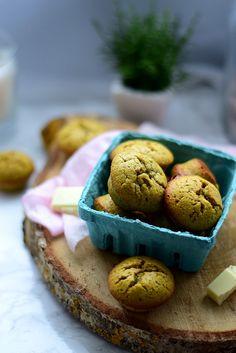 Mini moelleux à la pistache et chocolat blanc   Cuisimiam