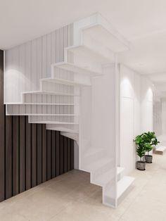Modern Interior by Shamsudin Kerimov