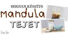 www.deep-spice.com  #mandulatej #home made #otthon #készítés #egészséges #finom #gyors