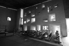 Chapelle Notre-Dame-du-Haut, Ronchamp (Le Corbusier)