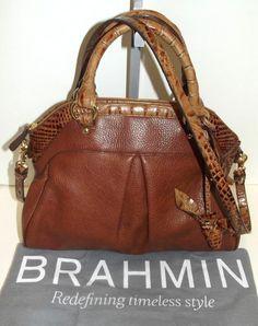 d71458b2bf46d2 24 Best Brahmin Handbags & Accessories images | Brahmin bags ...