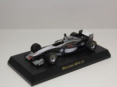 KYOSHO MCLAREN MINICAR COLLECTION MP4-12 #9 1/64 JAPAN #Kyosho #McLaren