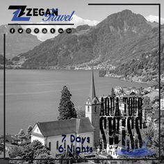 Swiss Aqua Tour (7 Days - 6 Nights)  * Geneva - Yverdon-Les Bains - Lausanne - Vevey - Montreux - Verbier - Leukerbad - Lavey Les Bains  *Airport Transfers  *Guided Daily Tours   Contact us now info@zegantravel.com  http://www.zegantravel.com/Swiss-Aqua-Tour  #europe #europetour #europetravel #switzerland #switzerlandtour #switzerlandtravel #geneva #genevatour #yverdon #lesbains #lausanne #vevey #montreux #verbier #leukerbad #laveylesbains