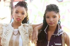 Radio Disney has found two gems in Chloe and Halle Bailey. Description from latinaonamission.com. I searched for this on bing.com/images