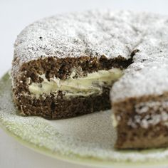 kalle anka kaka Baking Recipes, Cake Recipes, Dessert Recipes, Russian Cakes, Swedish Recipes, Bagan, Gluten Free Baking, Something Sweet, No Bake Desserts